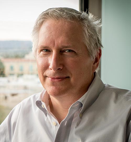 Dan Offner portrait